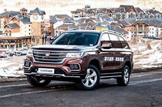 谁说中国品牌的SUV不能走高端?
