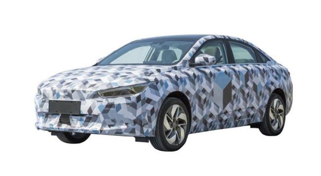中国的Model 3来了!吉利全新纯电动车型GE11谍照曝光