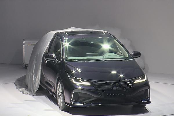 一汽丰田四款新车齐发,闪耀广州车展-汽车视频